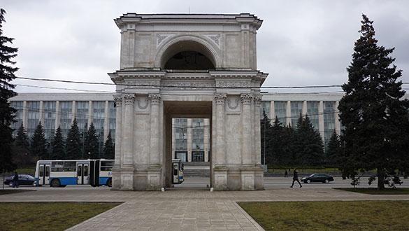 parlement-moldave