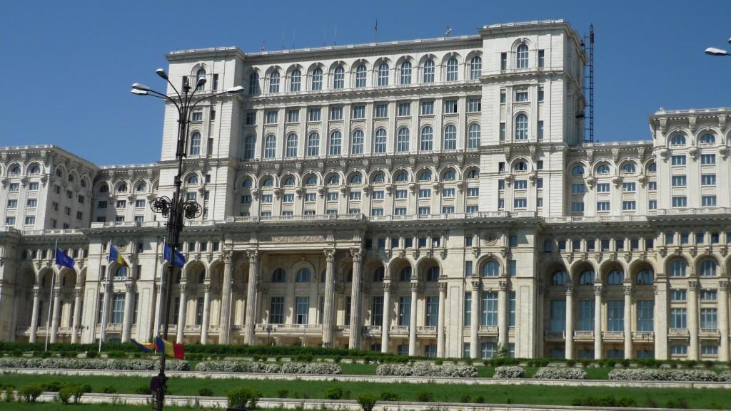 Palais du Parlement, Bucarest, Roumanie