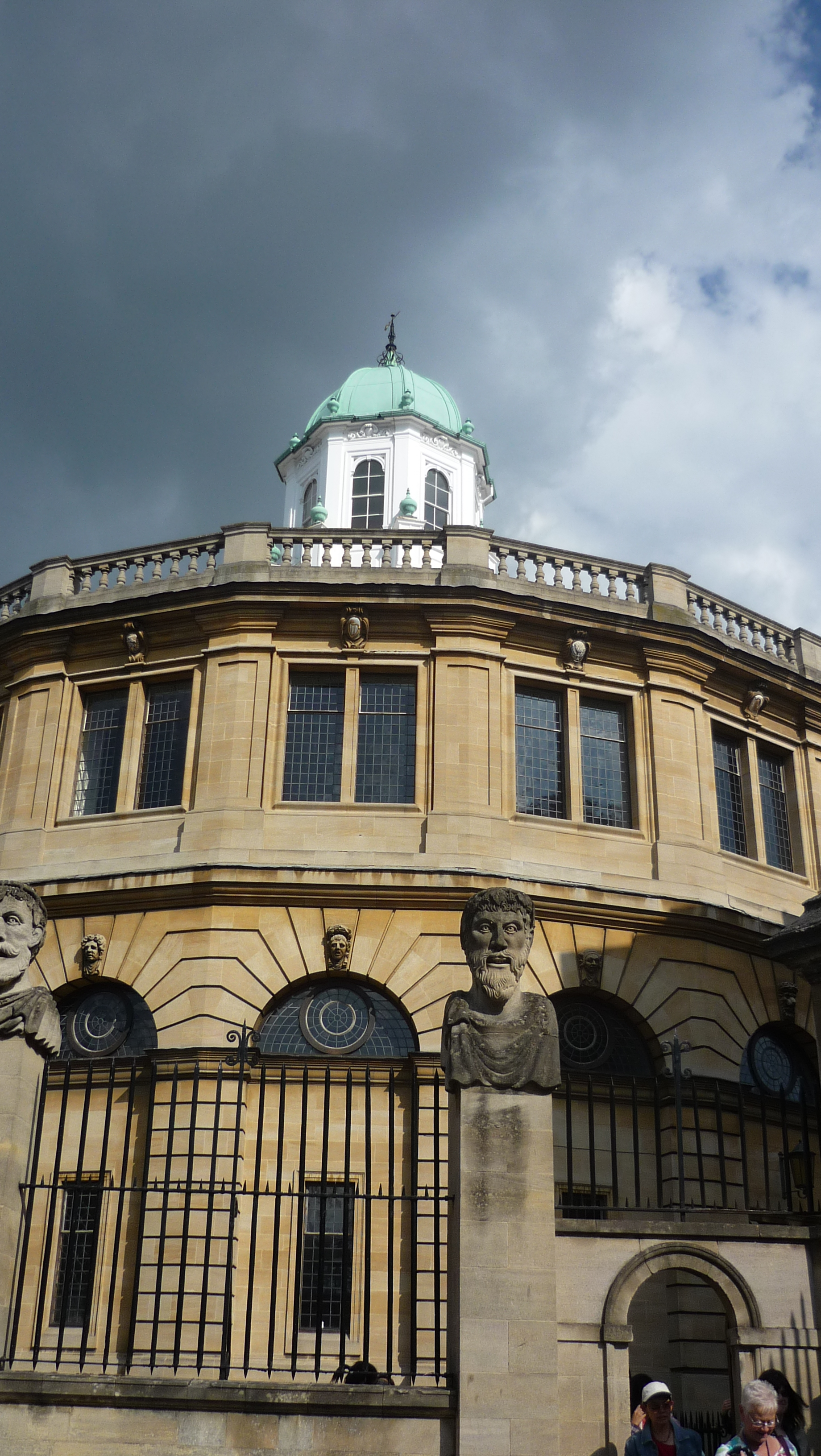 théatre sheldonian oxford