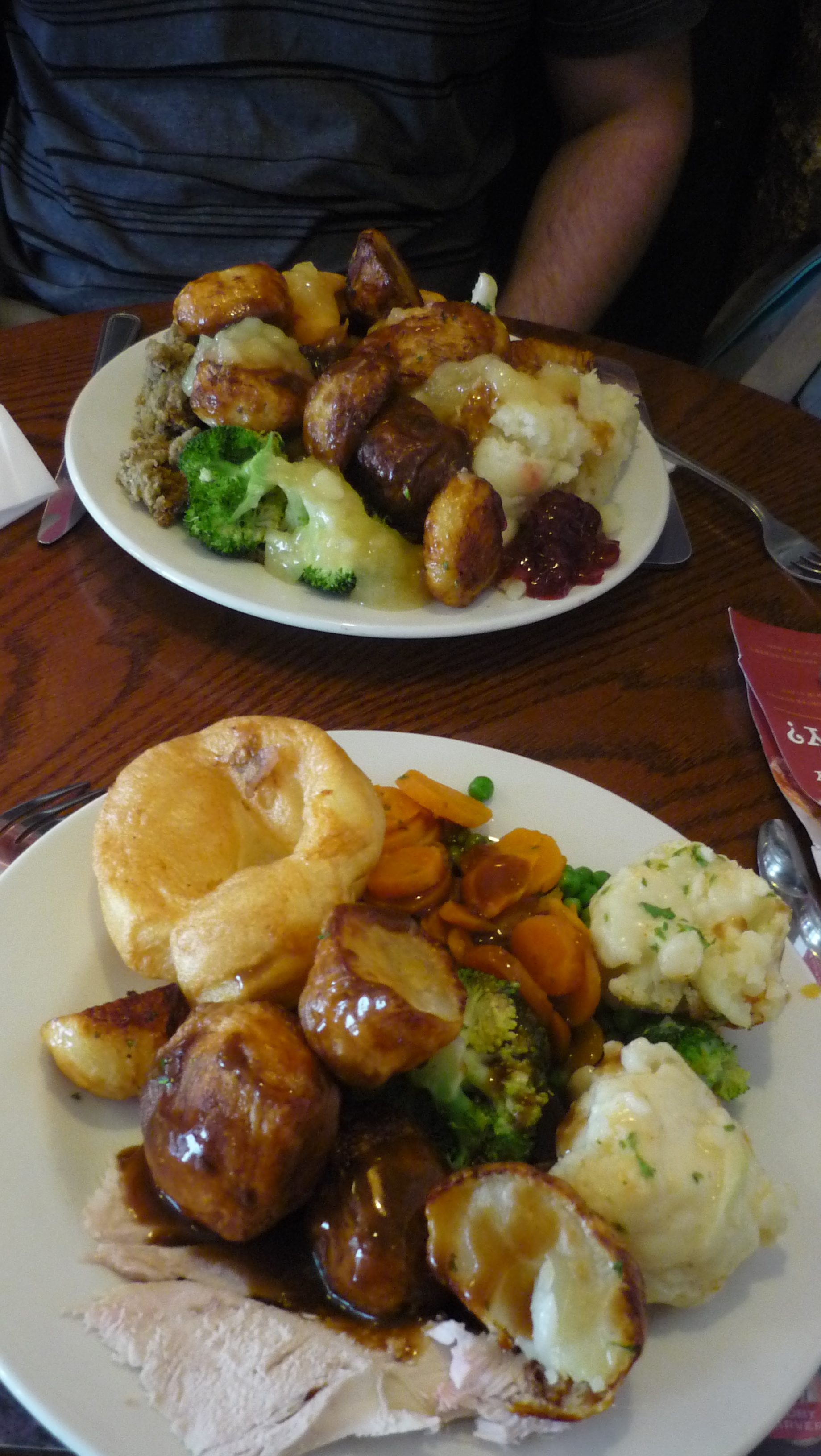 Sunday Roast - Park Place