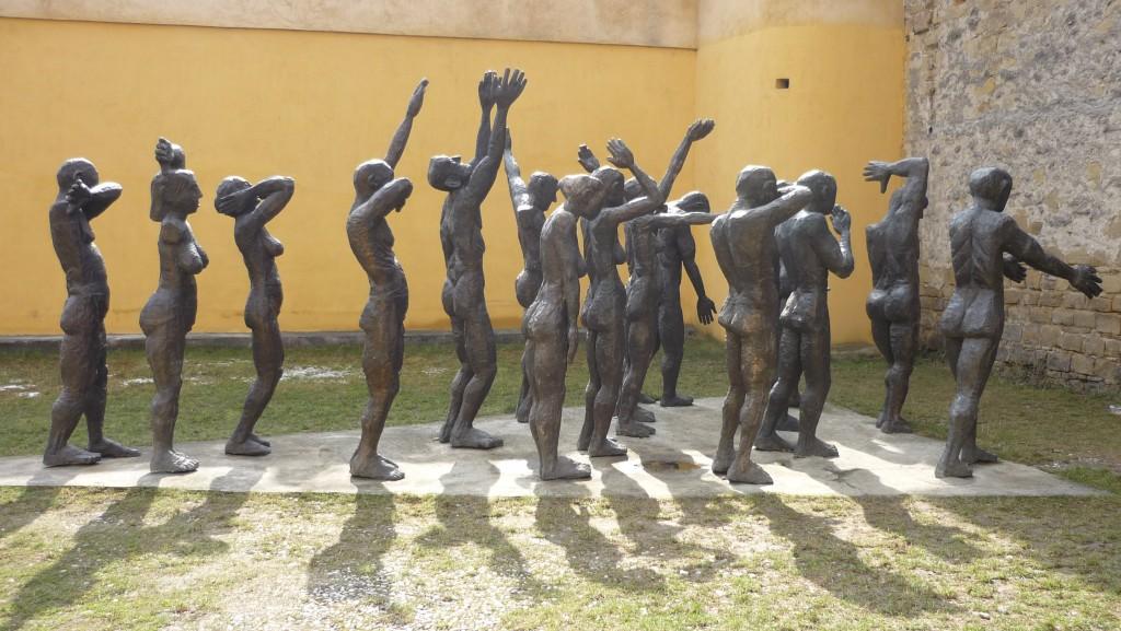 Monument à la mémoire des victimes de la prison de Sighet