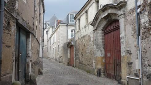 Vieille ville d'Angers