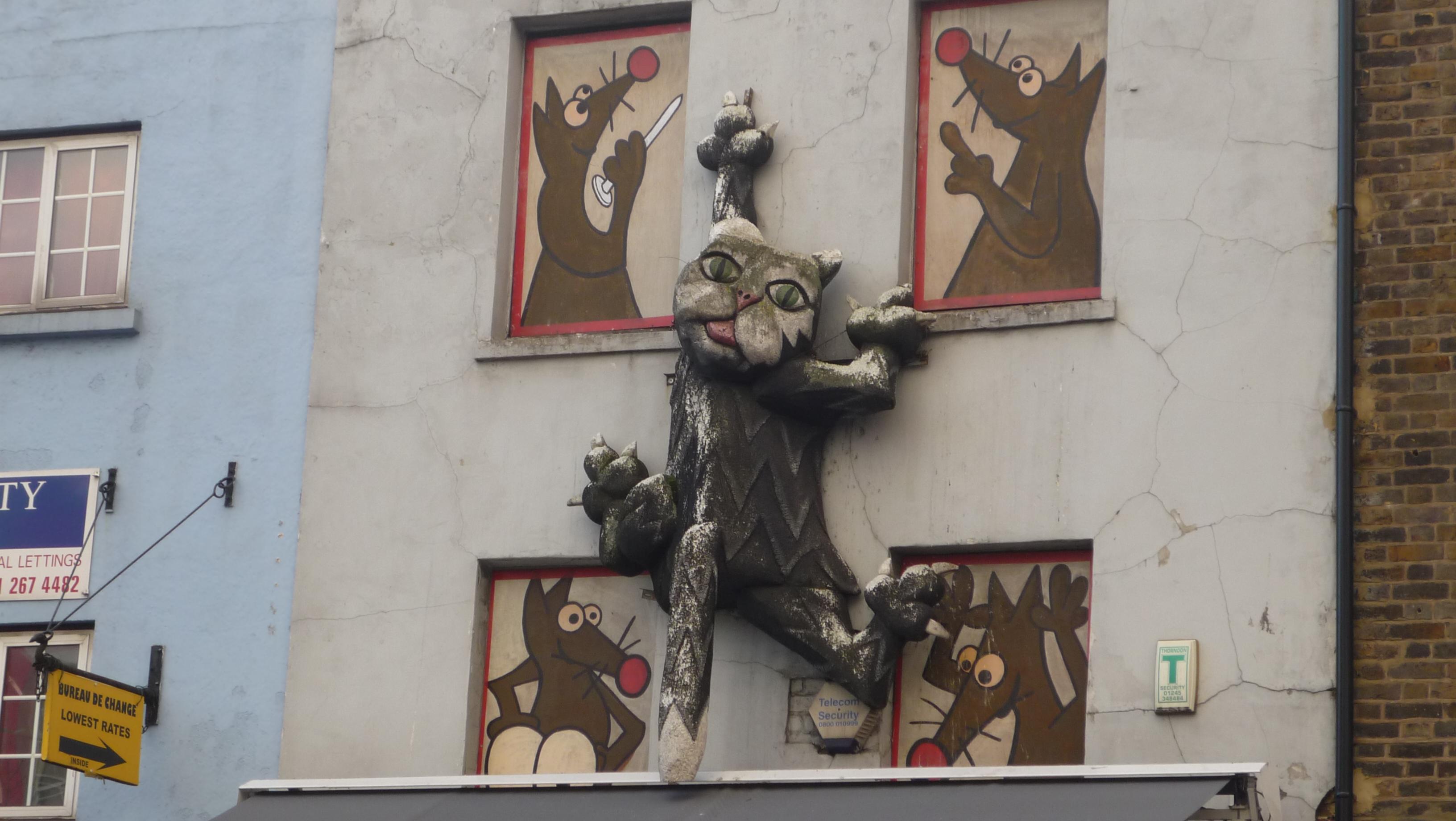 Camden lock the world famous market for Peindre sa facade