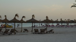 Plage d'Alcudia