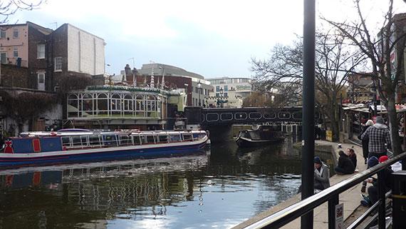 regents-canal-londres