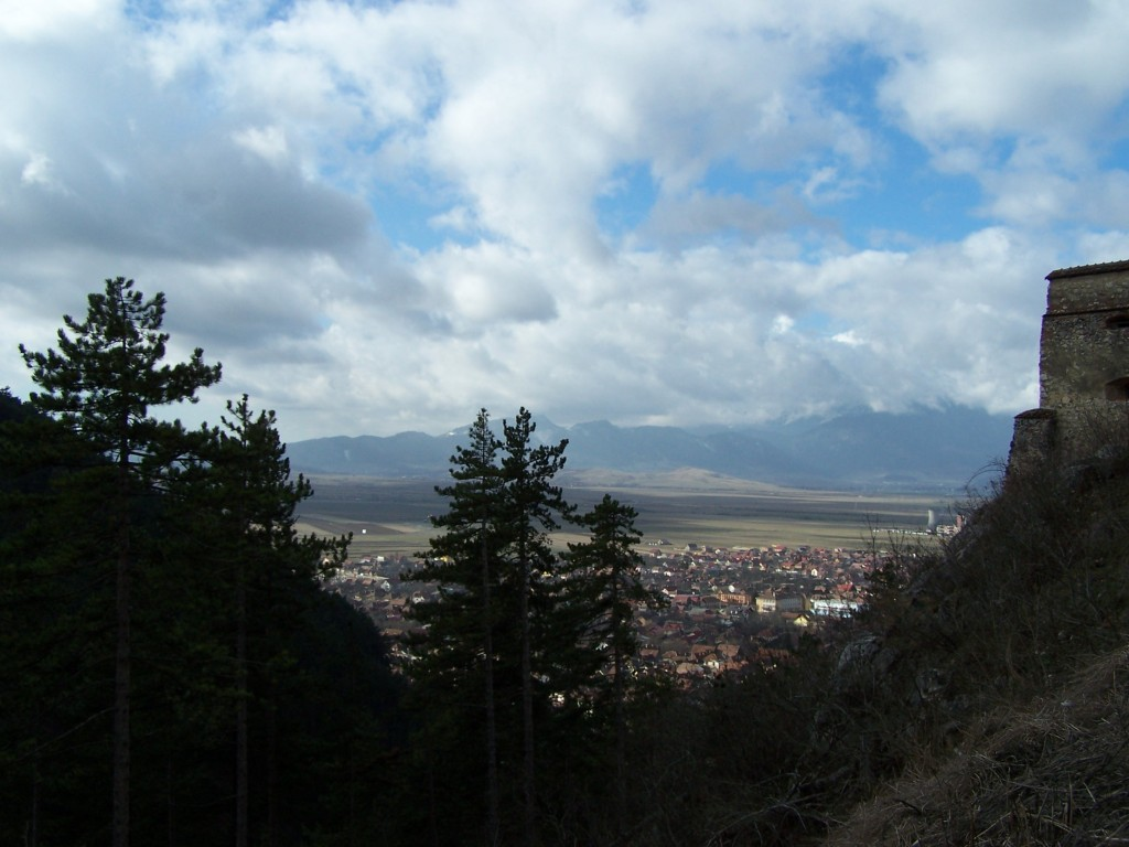 citadelle de Rasnov visiter la Roumanie