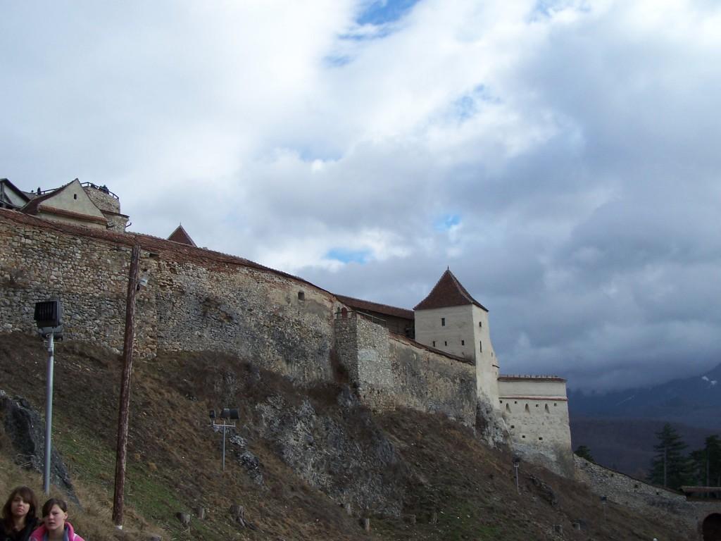 Forteresse de Rasnov visiter la Roumanie