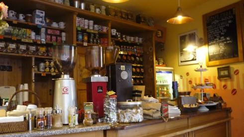café Ebel Prague