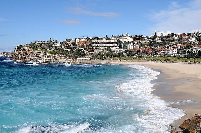 plage à Sydney