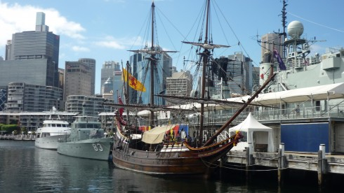 Darling Harbour maritime museum