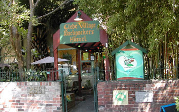 glebe village backpackers hostel