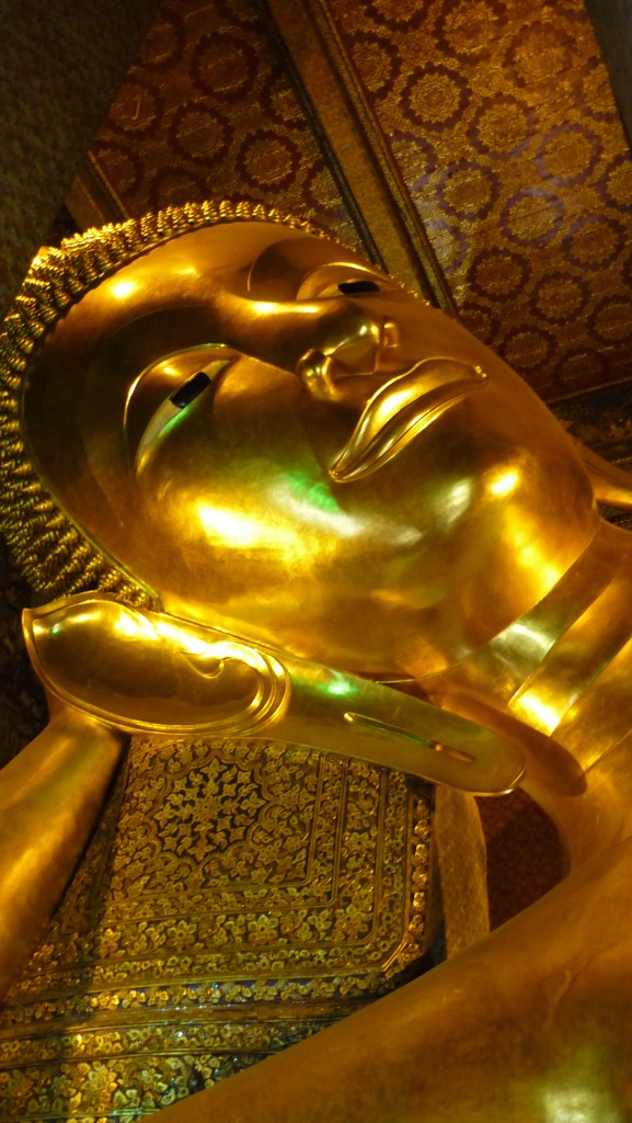 bouddha couch, wat pho