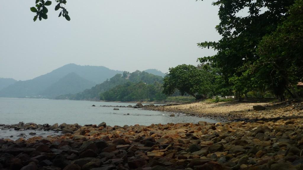 Koh Chang plage