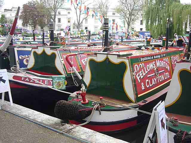 Little Venice Canalway Cavalcade