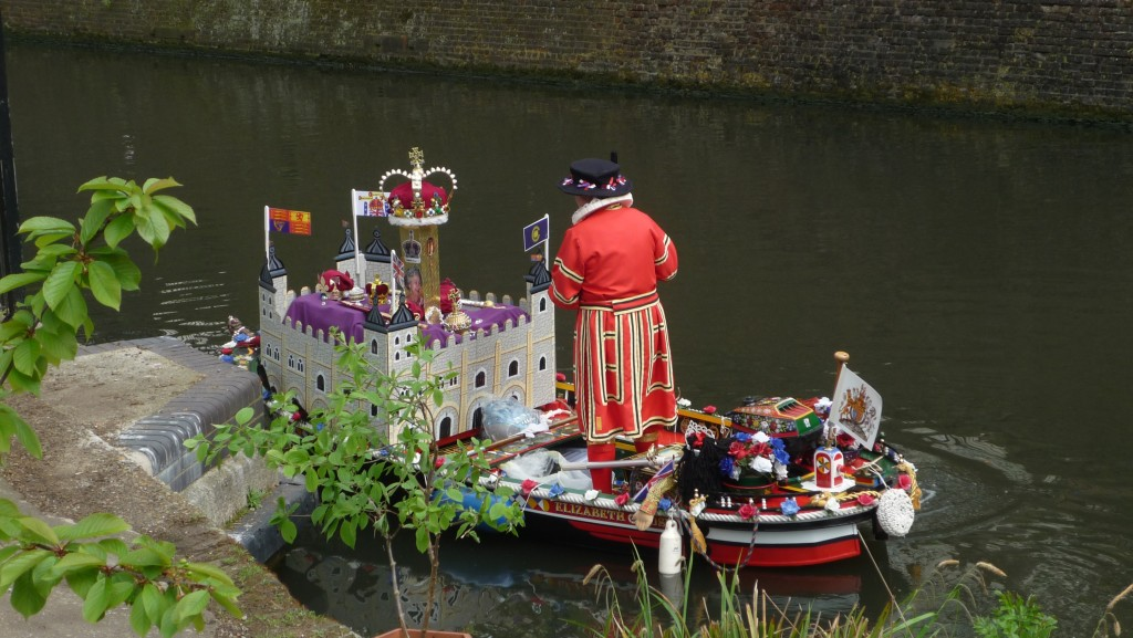 Canalway Cavalcade Londres