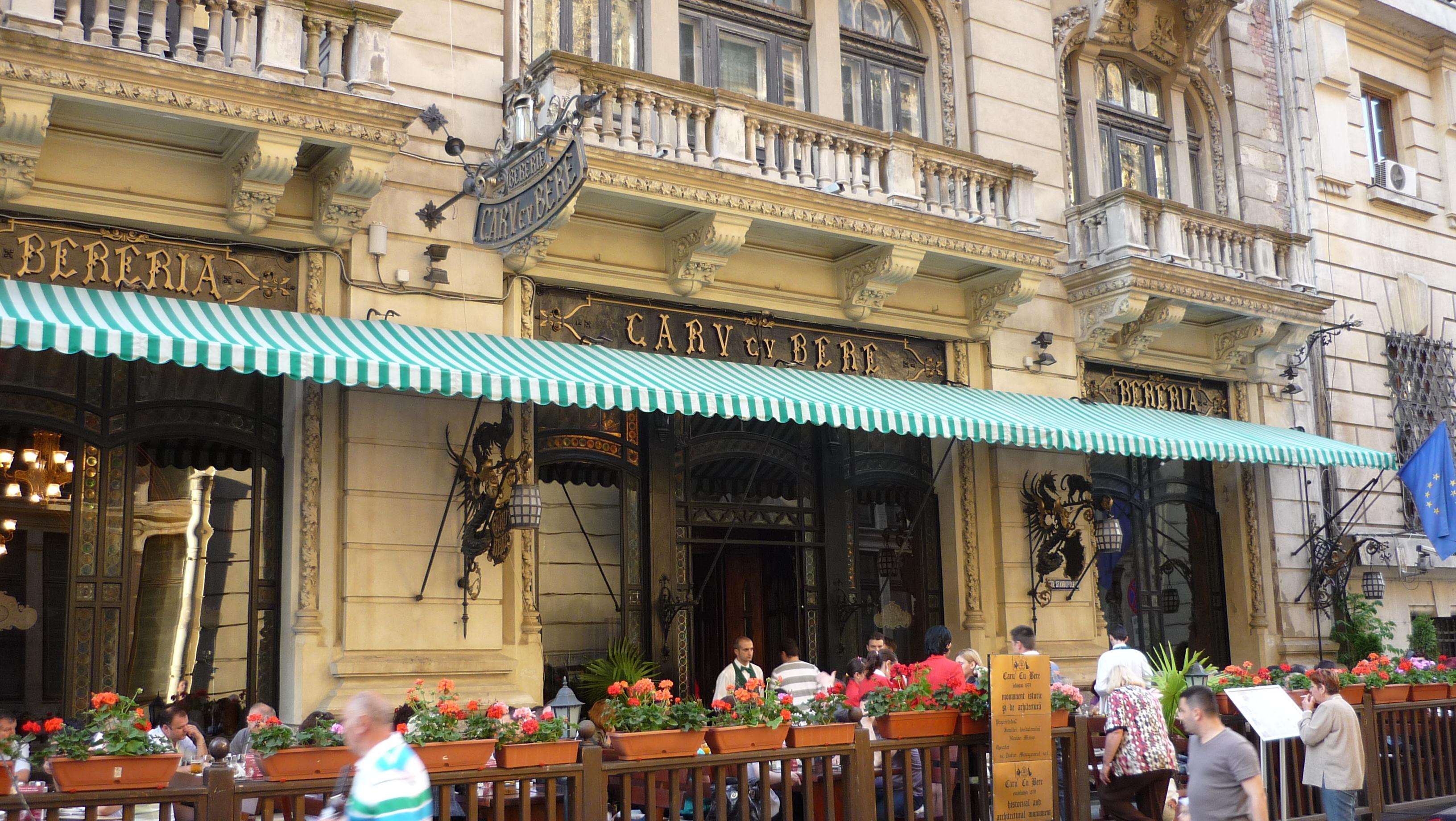 visiter la Roumanie - Bucarest