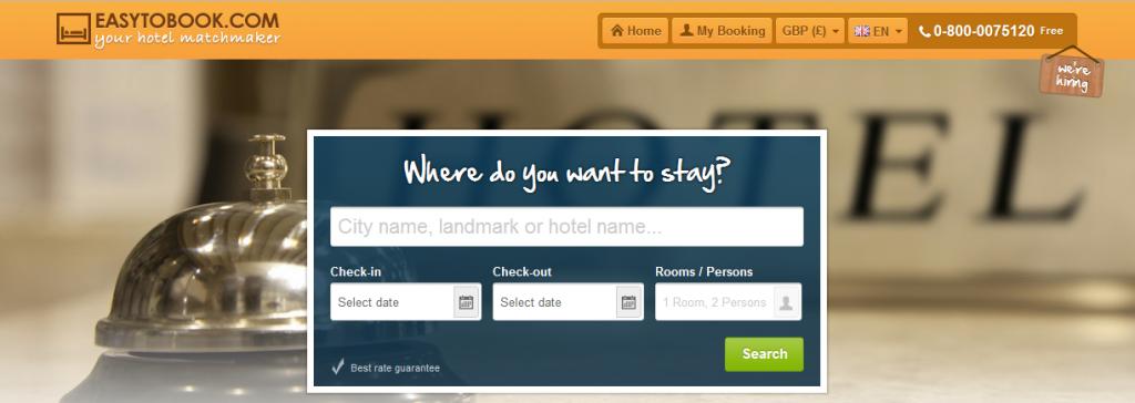 R servation d 39 h tels en ligne for Site reservation hotel en ligne