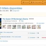 Easytobook.com: service de réservation d'hôtels en ligne