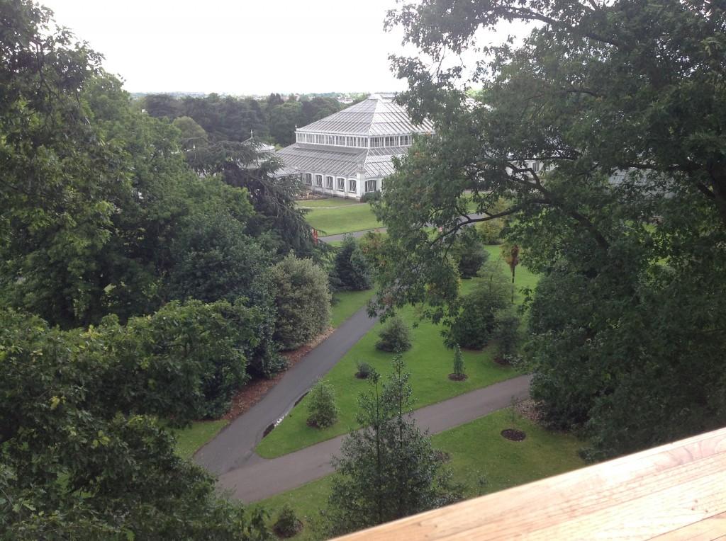 kew gardens walkway