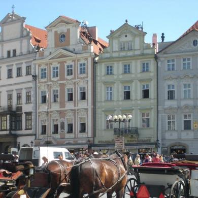 prague centre ville