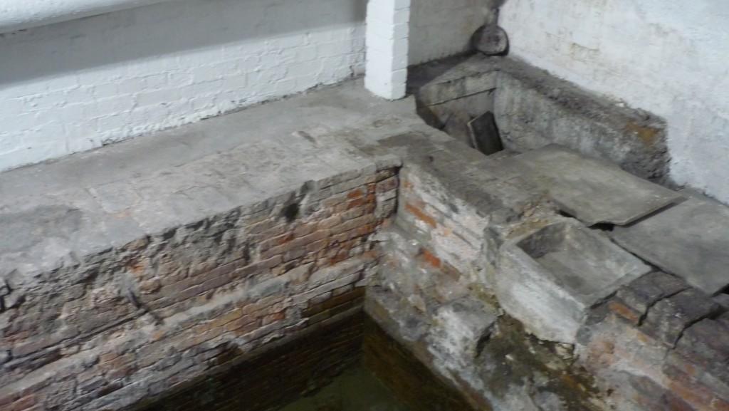 bains romains londres