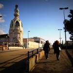 Visiter Nantes: la Tour LU avant et maintenant
