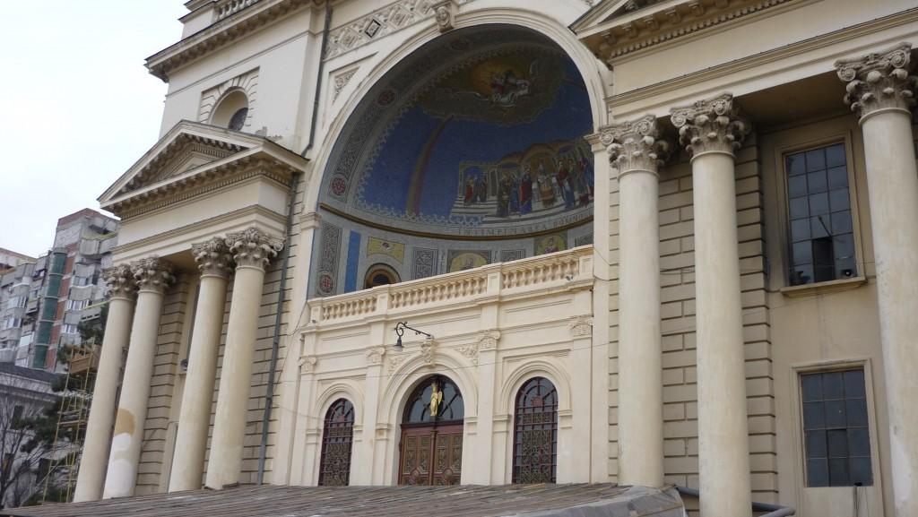 église orthodoxe à Iasi
