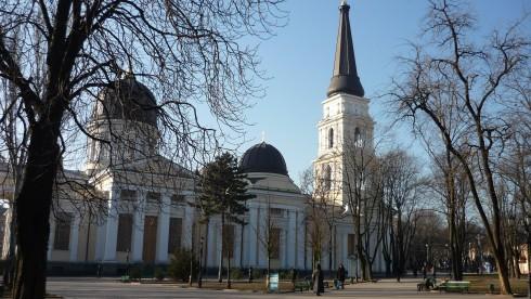 église othodoxe à odessa