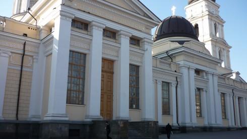 cathédrale odessa