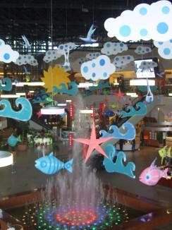 centre commercial à Cluj