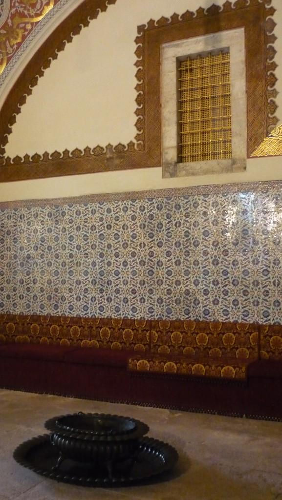 visiter Istanbul - le palais topkapi