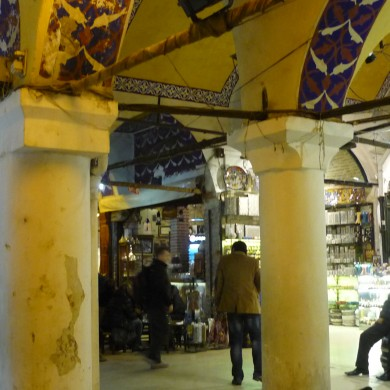 Visiter le Grand Bazaar d'Istanbul