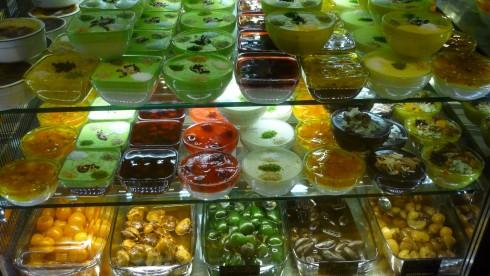 Cuisine turcs et desserts à Istanbul