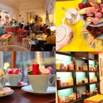 Afternoon tea: Drink, Shop, Do