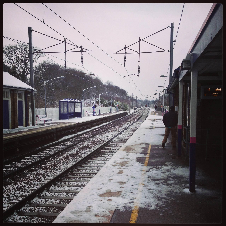 train angleterre