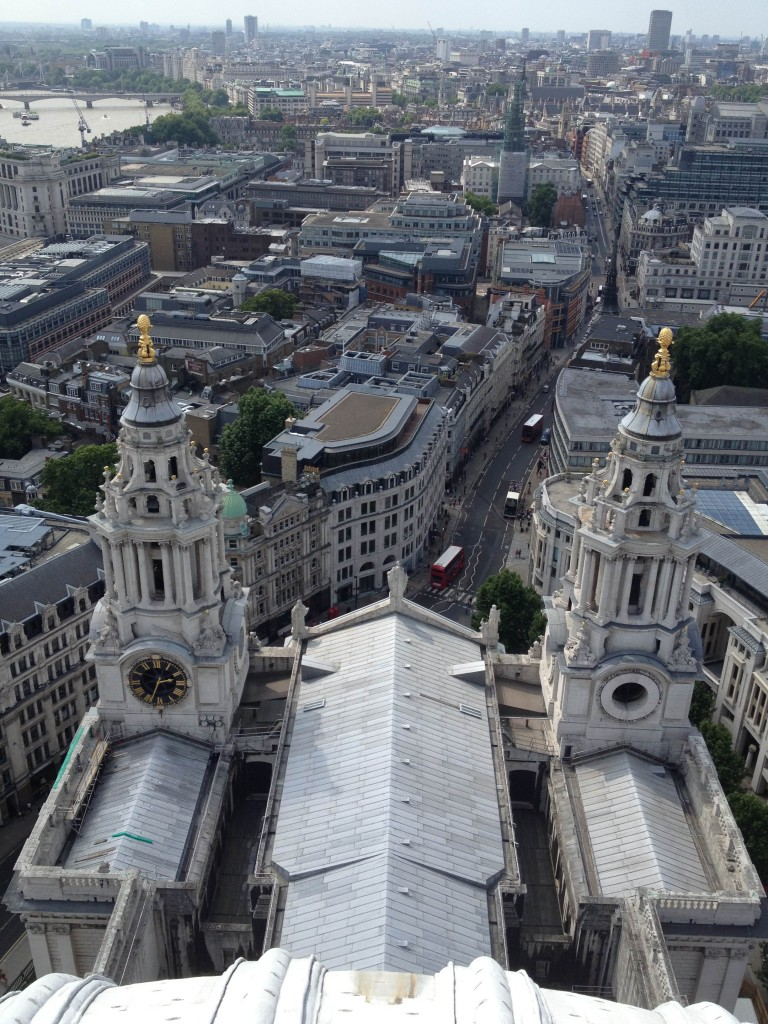 st paul's cathedral visiter Londres