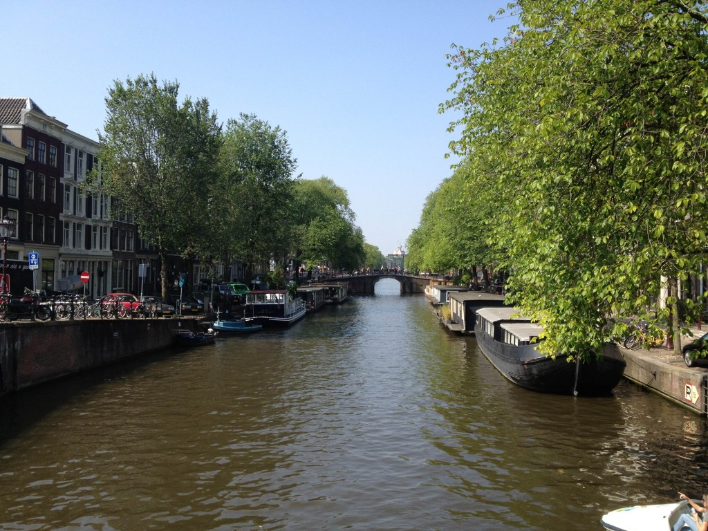 canaux amsterdam centre