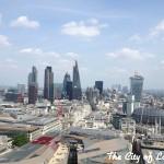 Londres insolite: The City of London ou une ville dans la ville