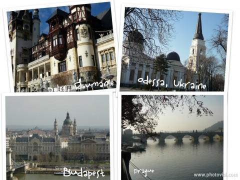 visiter les pays de l'est