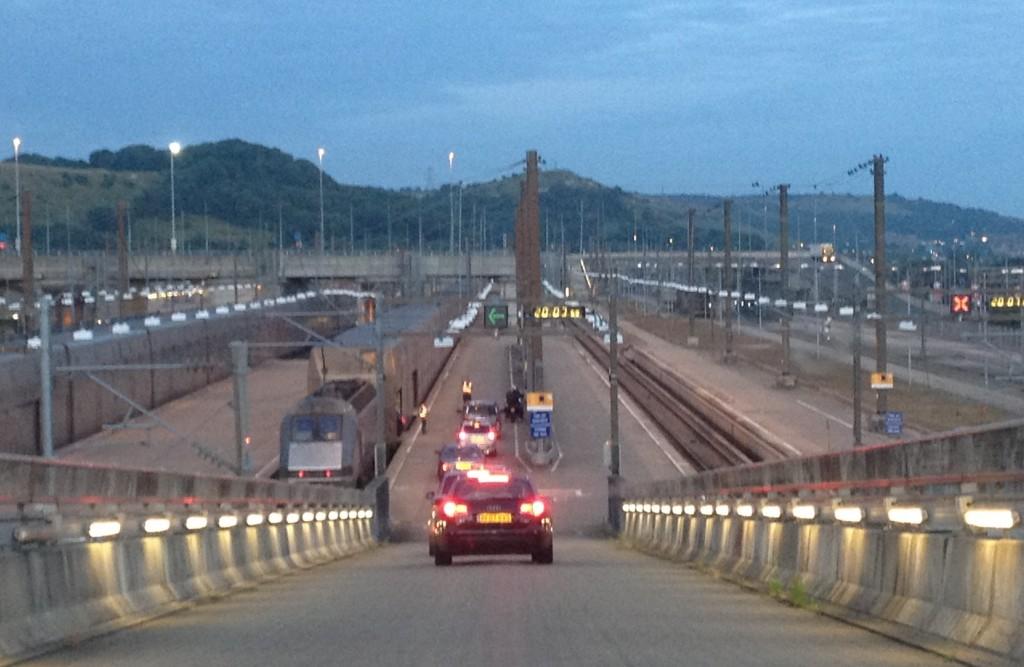 voyager en eurotunnel