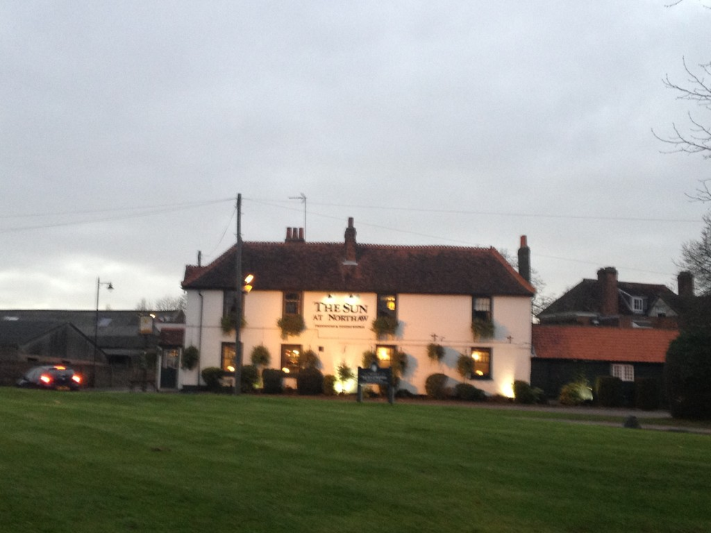 the sun pub northaw hertfordshire