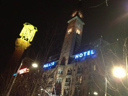 hôtel dans le centre-ville de Copenhague