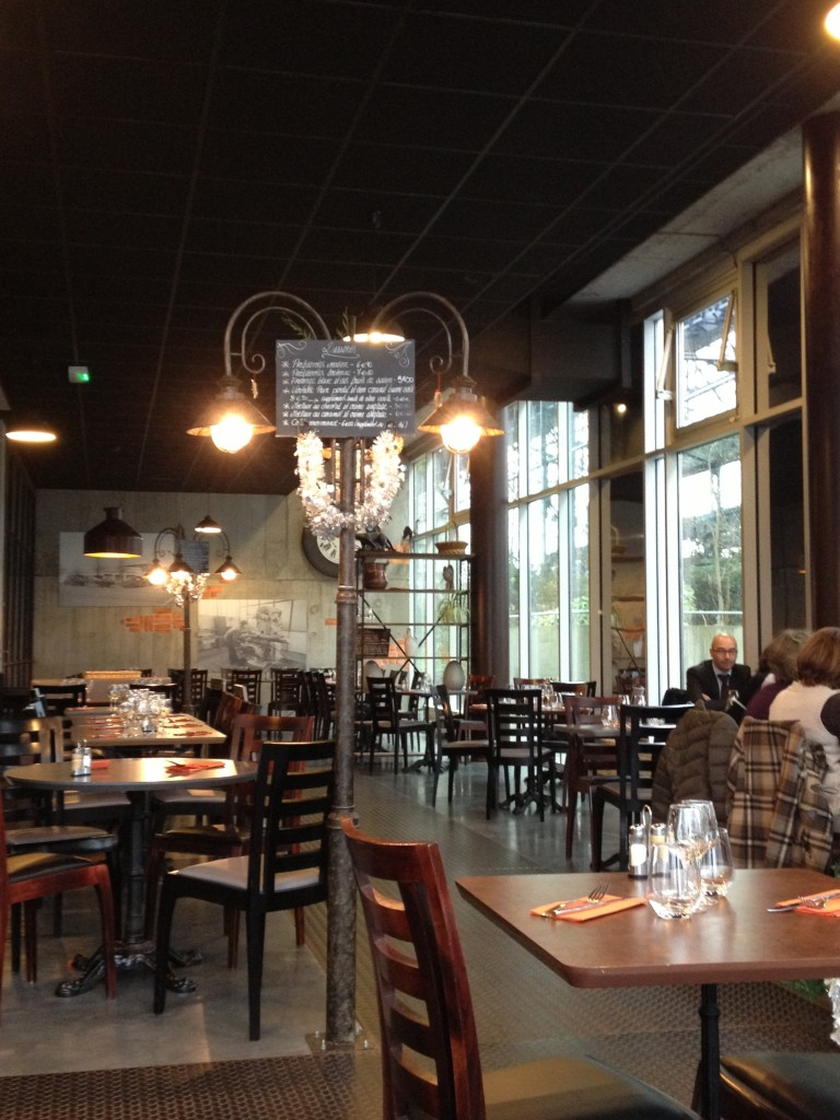 Nantes restaurant les Fonderies