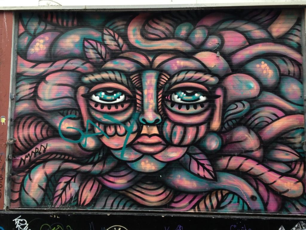 art de rue à Shoreditch