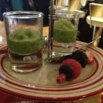 Afternoon tea à Londres: option détox