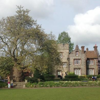 westgate gardens de canterbury