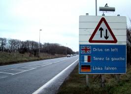conduire au royaume uni