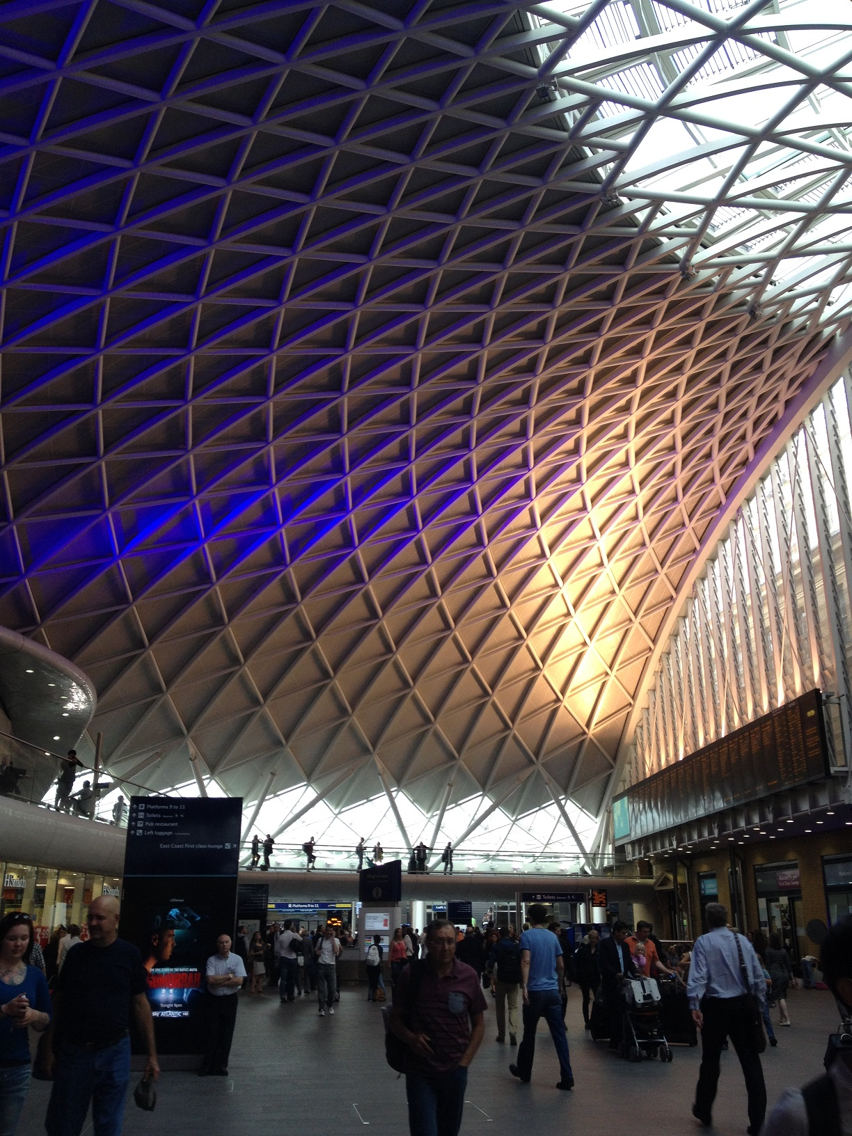 gare de kings cross