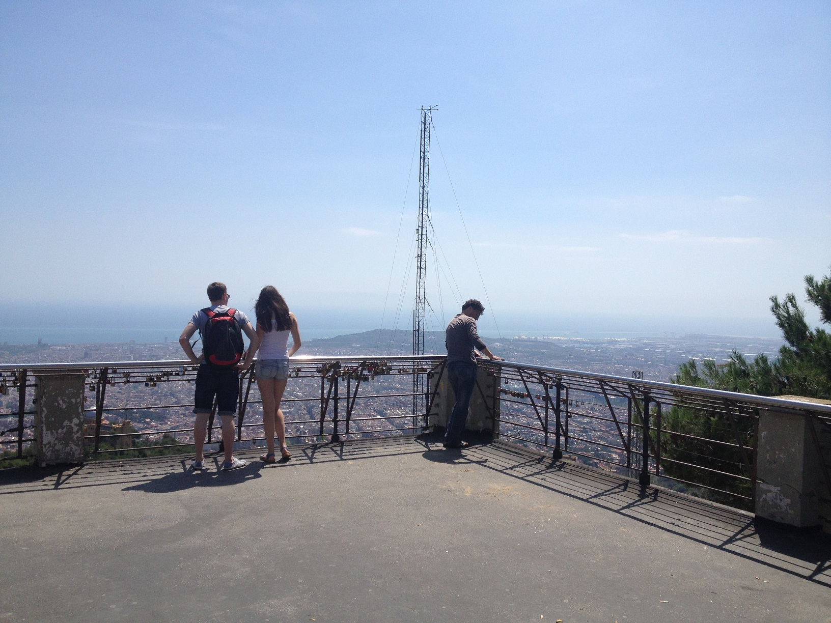 mont tibidabo