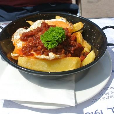 nourriture barcelone